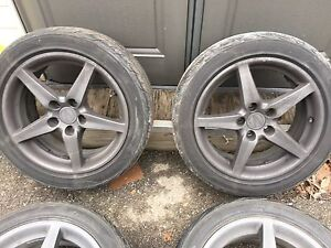 "RSX Type-S (17"")RIMS FOR SALE"