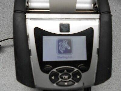 Zebra Qln320 Direct Thermal Wifi Bluetooth Portable Printer