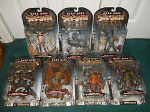 Horrid-Variant-Skull-Queen-Orge-Knight-Dark-Ages-Spawn-11-Mcfarlane-MISP
