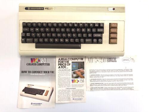 |Commodore VIC-20 Computer Original Retro Vintage