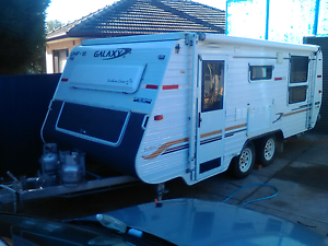 2004 Galaxy southern cross series 3 16ft Parafield Gardens Salisbury Area Preview