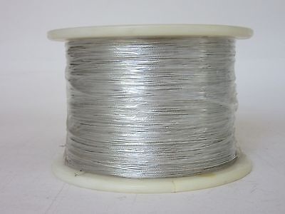 22 AWG Tin-Plated Copper Cable 6.87 lbs Grounding Braid Stap 7 Strand Concentric