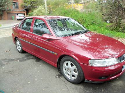 2000 Holden Vectra Eltham Nillumbik Area Preview