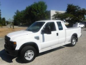 2008 Ford F-250 SD XL SuperCab short Box 4wd