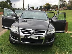 2009 Volkswagen Touareg Wagon Dundas Valley Parramatta Area Preview
