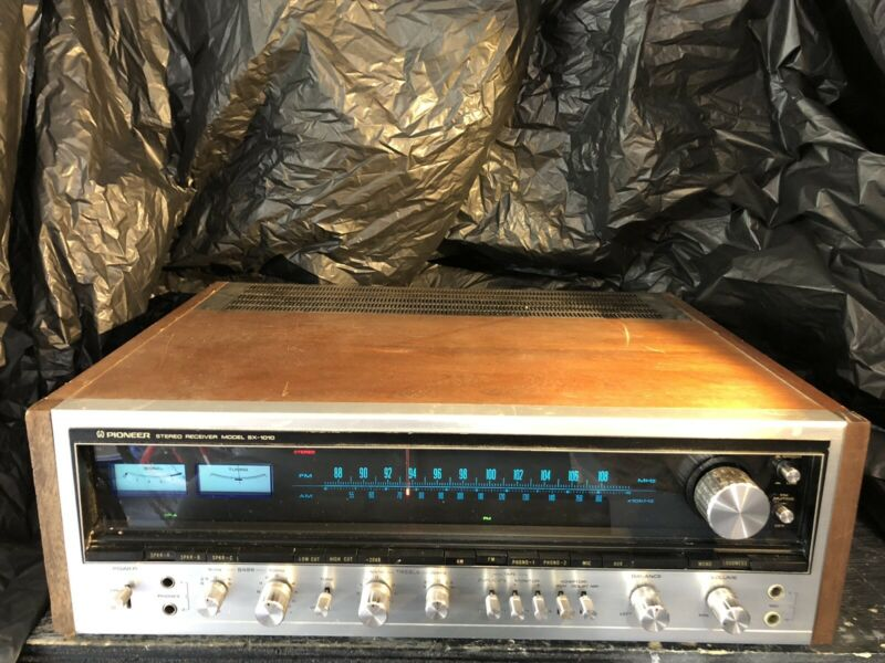 Pioneer SX-1010 Receiver