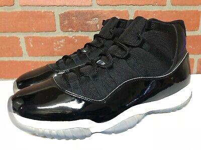 Nike Air Jordan Retro 11 SPACE JAM size 14 WORN GREAT CONDITION concord black 45