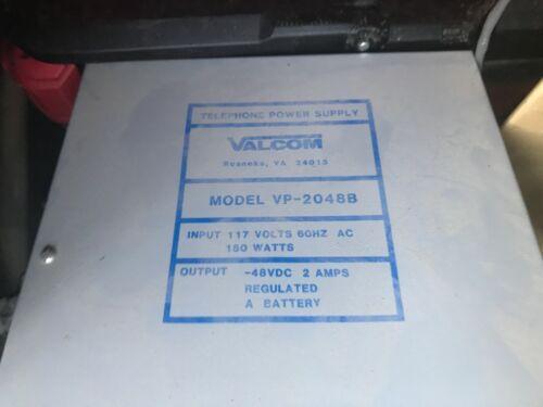 Valcom VP 2048B Power Supply