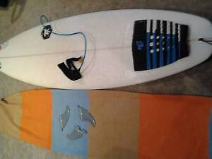 """Surf board 6' 4"""" Maryland Newcastle Area Preview"""