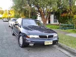 1998 Mitsubishi Verada Sedan Shortland Newcastle Area Preview