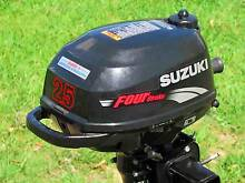 Outboard Motor Suzuki 2.5Hp 4-Stroke Junction Hill Clarence Valley Preview