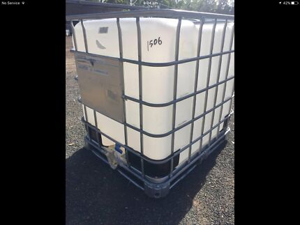 Intermediate Bulk Container 1000L great for water cartage etc