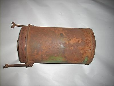 Straight Air Cleaner Element John Deere Unstyled B Tractor