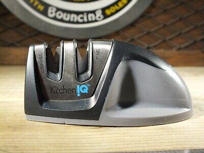 Smiths Kitchen IQ Compact edge grip Kitchen Knife Sharpener