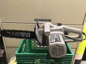 Chainsaw electrique