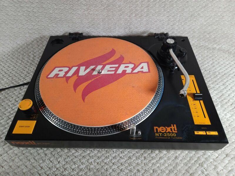 NEXT NT-2500 Professional DJ
