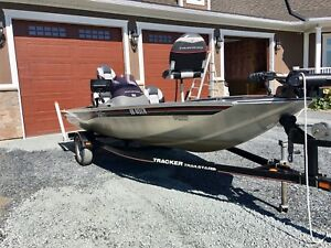 Bass Boat and trailer