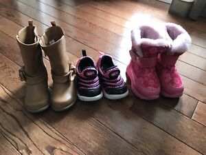 Toddler Girls shoes boots
