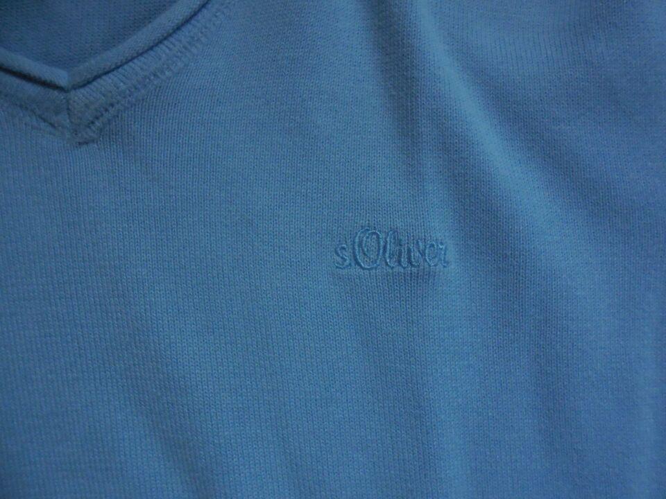 Pullover von S.Oliver, Größe M, hellblau, Top in Rheinland-Pfalz - Wissen