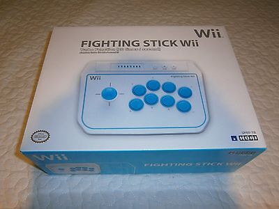 FIGHTING STICK Nintendo Wii - HORI - Arcade Stick - NUEVO PRECINTADO NEW SEALED