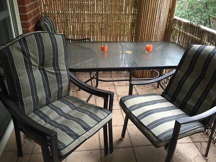 5 piece outdoor setting Brookvale Manly Area Preview