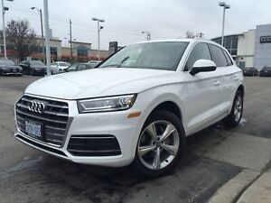 2018 Audi Q5 2.0T Progressiv|More Warranty Than New!