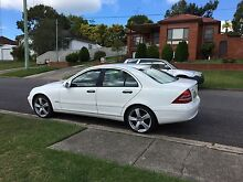 Kompressor C200 Supercharged Mercedes Benz - Economic and Stylish Cooks Hill Newcastle Area Preview