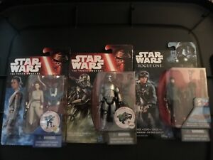 Brand New BINB - Lot of 21 Star Wars Toys