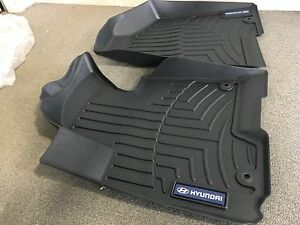 NEW Weather-tech floor mats for 2010-2015 Hyundai Tucson