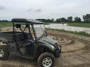 2007 DF 650 4x4 UTV, Side by Side