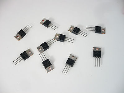10 Pcs Power Fet 1rgbc300 23a 600v 100w New Old Stock