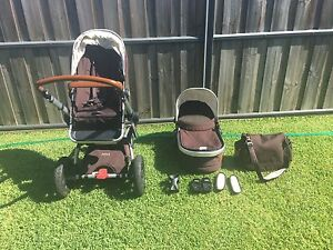 Joolz Day Earth Pram Pitt Town Hawkesbury Area Preview