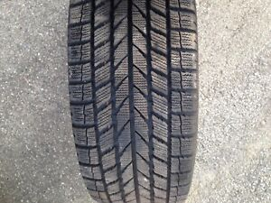 brand new tires used only 2 days avov