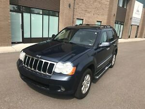 Jeep Grand Cherokee Limited hemi 2010