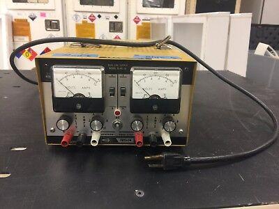 Dual Lab Power Supply