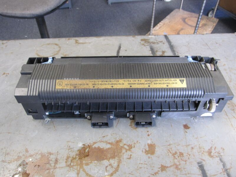 HP LASERJET 5SI OR 8000 FUSER, RG5-1863, PULLED FROM WORKING UNIT BY TECHNICIAN