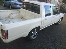 94 duel cab hilux $1600 Hobart CBD Hobart City Preview