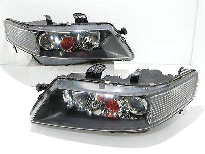 JDM Honda Accord Acura Euro R TSX CL7 CL9 CM2 Headlight Lamps Lights HID 1 Pairs ()
