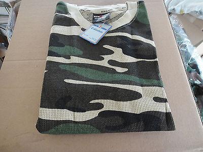 Men's Thermal Shirt New York Collection  sz 2X 3X 4X 5X 6X big & tall