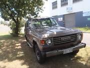 1985 Toyota LandCruiser Diesel Auto 8 Seat Wagon Footscray Maribyrnong Area Preview