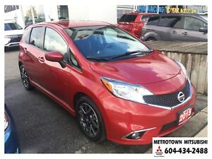 2015 Nissan Versa Note 1.6 SR only 37,256 kms!