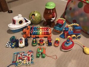 Baby Toy Lot #4