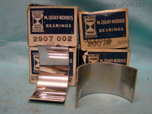 1936 - 67 Allis Chalmers Le Roi 201 226 Tractor Combine Grader Rod Bearings 002