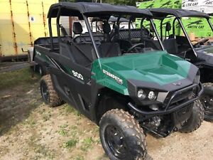 2017 Textron Off Road Stampede 900 EPS - DEMO