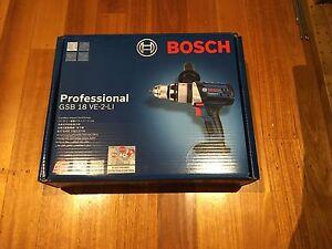 Bosch Blue Professional hummer drill Chadstone Monash Area Preview