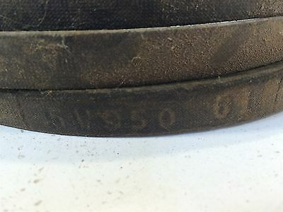 Goodyear Hyt Wedge - Goodyear 5V950HY-T Wedge Belt Industrial And Lawnmower V-Belt NOS