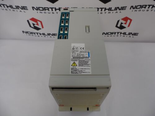 Mitsubishi Spindle Drive Mds-ch-sp-300 Refurbished With 30 Days Warranty.