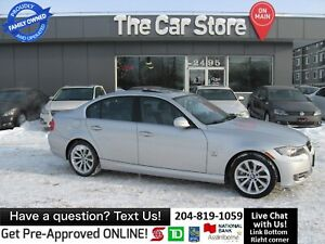 2010 BMW 335i xDrive HTD SEAT/WHEEL leather NO ACCIDENTS!
