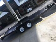Brand new Car Trailer added to Fleet for HIRE Rural View Mackay City Preview