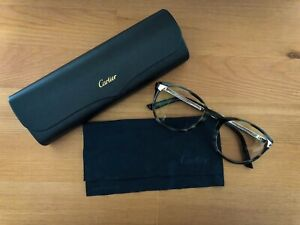 Cartier Glasses with Automatic Lenses